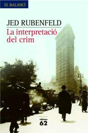 La interpretació del crim