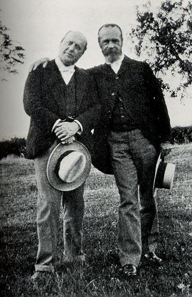 Henry James & William James