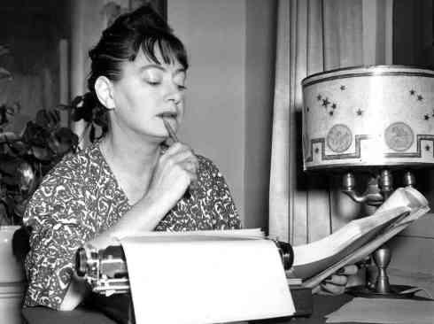 Dorothy Parker, 1941